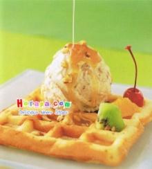 เมเปิ้ลวอลนัทไอศกรีม