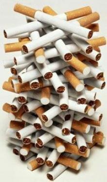 ควันหลงจากบุหรี่