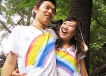 เสื้อคู่ ดูเหมือนเกาหลีนำเทรนด์