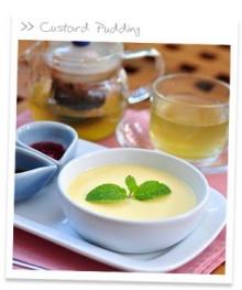 Custard Pudding