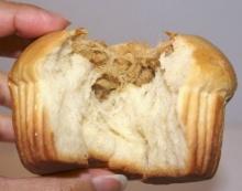 ขนมปังไส้หมูหยอง