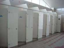 เตือนภัย : ดูให้ดีความสะอาดของห้องน้ำสาธารณะ