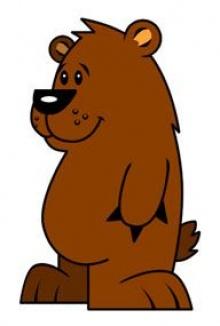 ภาพปริศนา : where s the bear?