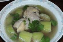 น่องไก่ตุ๋นมะนาวดอง (ไมโครเวฟ)