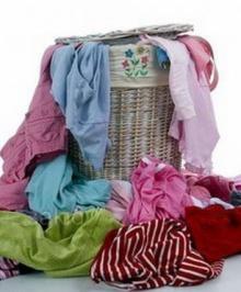 เคล็ดลับน่ารู้ วิธีกำจัด รอยเปื้อน บนเสื้อผ้า