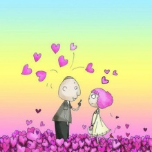 ความรักและก้าวแรก