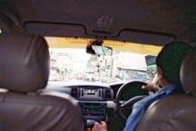 ภัยโชเฟอร์แท็กซี่บางคน