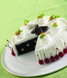 แมคคาเดเมียครีมชีสเค้ก