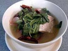 ต้มปลาสมุนไพร
