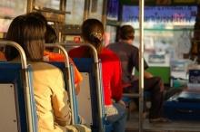 ♣ สาวๆ รู้ไว้เอาตัวรอดอย่างไร .. พ้นมือชายใจทรามบนรถเมล์ ♣