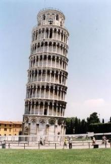 ● หอเอนปิซ่า ... ณ กรุงโรม ●