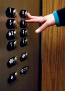 ปุ่มกดในลิฟต์มีเชื้อโรคกว่าที่นั่งส้วม