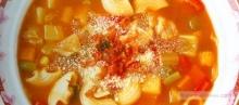 ซุปผักอิตาเลี่ยน