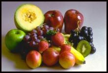 ผักผลไม้สีม่วงช่วยลดโรค