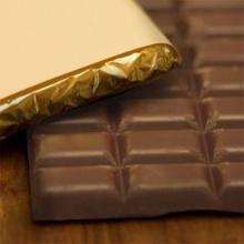 ทำไมช็อกโกแลตบางชิ้นห่อด้วยกระดาษตะกั่ว