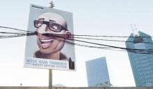 ไอเดียเก๋ ป้ายโฆษณาชวนขำ