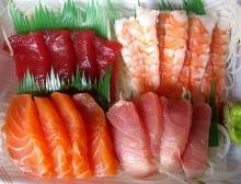 มารยาท และวิธีทานปลาดิบ (sashimi) ให้อร่อย