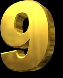 เลข 9 เลขมหัศจรรย์