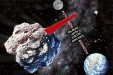 ดาวเคราะห์ขนาดมหึมา อาจพุ่งชนโลกในพ.ย.