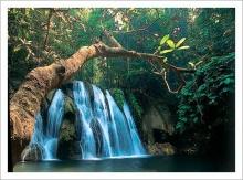 น้ำตกกะแง่สอดน้ำตกสวยแห่งทุ่งใหญ่นเรศวร (ฝั่งตะวันออก)