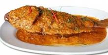 เข้าครัวทำปลาราดพริก