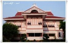 ย้อนรอยละคร รอยไหม ที่คุ้มวงศ์บุรี เสน่ห์สีชมพู คู่เมืองแพร่