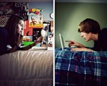 ความรักออนไลน์ ..