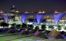 ชาวมุสลิมโหวตให้สุวรรณภูมิขึ้นแท่นสนามบินอันดับ 1 ของโลก