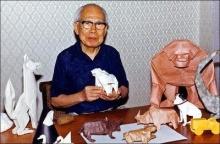 Akira Yoshizawa อากิระ โยชิซาวะ นักพับกระดาษเขาคือใคร
