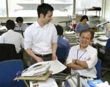 คูล บิซ ถอดเนคไทไปทำงาน โครงการคลายร้อนของญี่ปุ่น