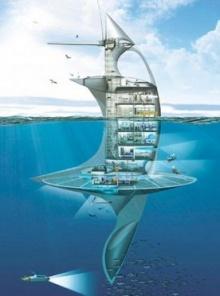 SeaOrbiter : ยานสำรวจใต้ท้องทะเลลึก