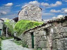 หมู่บ้านมอนซานโต เมืองยุคหินแห่งโปรตุเกส