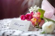 เลือกดอกไม้ไปบอกรัก