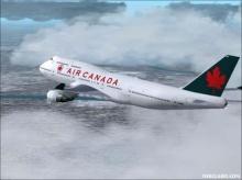แอร์แคนาดา..สายการบินที่เหินฟ้าด้วยเชื้อเพลิงชีวมวล