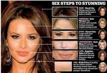 ใบหน้าผู้หญิงที่สมบูรณ์แบบที่สุดในโลก...ลองชม