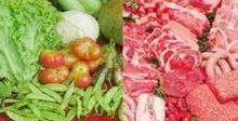 สมดุลระหว่างเนื้อสัตว์กับผัก