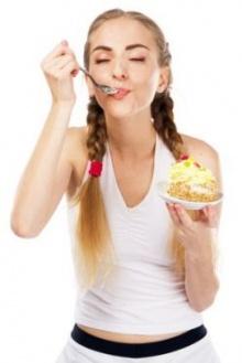 กินเค้กอย่างไร ไม่อ้วน!