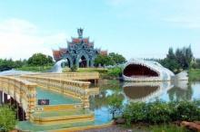 เมืองโบราณ ย่อเมืองไทย ให้เที่ยวได้ในวันเดียว
