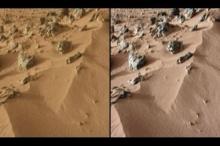 เผยภาพดินดาวอังคารคล้ายฮาวาย