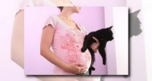 แม่ตั้งครรภ์สัมผัสอึแมว ลูกน้อยเสี่ยงพิการ