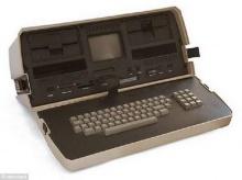 แล็บท็อปตัวแรกของโลก หน้าจอเล็กเพียง 5 นิ้ว