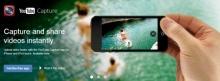 Capture แอพกล้องใหม่จาก YouTube