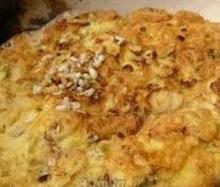 ไข่เจียวใส่ไข่มดแดง(Ant egg omelet)