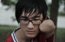 หนุ่มจีน ผู้เป็นแรงบันดาลใจให้ใครหลายคนบนโลก