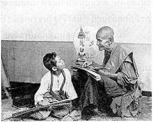 เด็กไทยสมัยก่อน ที่เรียนหนังสือกับพระ เรียนวิชาอะไรบ้าง