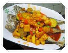 ปลาทูเปรี้ยวหวาน