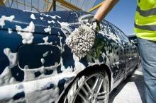 การล้างรถอย่างถูกวิธี