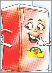 วิธีประหยัดไฟตู้เย็น