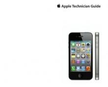 หลุดคู่มือเทคนิคและวิธีซ่อม iPhone จาก Apple [Official] กว่า 189 หน้า