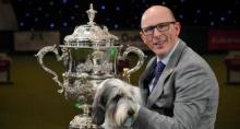 """สุนัข """"จิลลี"""" ครองแชมป์งานประกวดสุนัขระดับโลกที่อังกฤษ"""